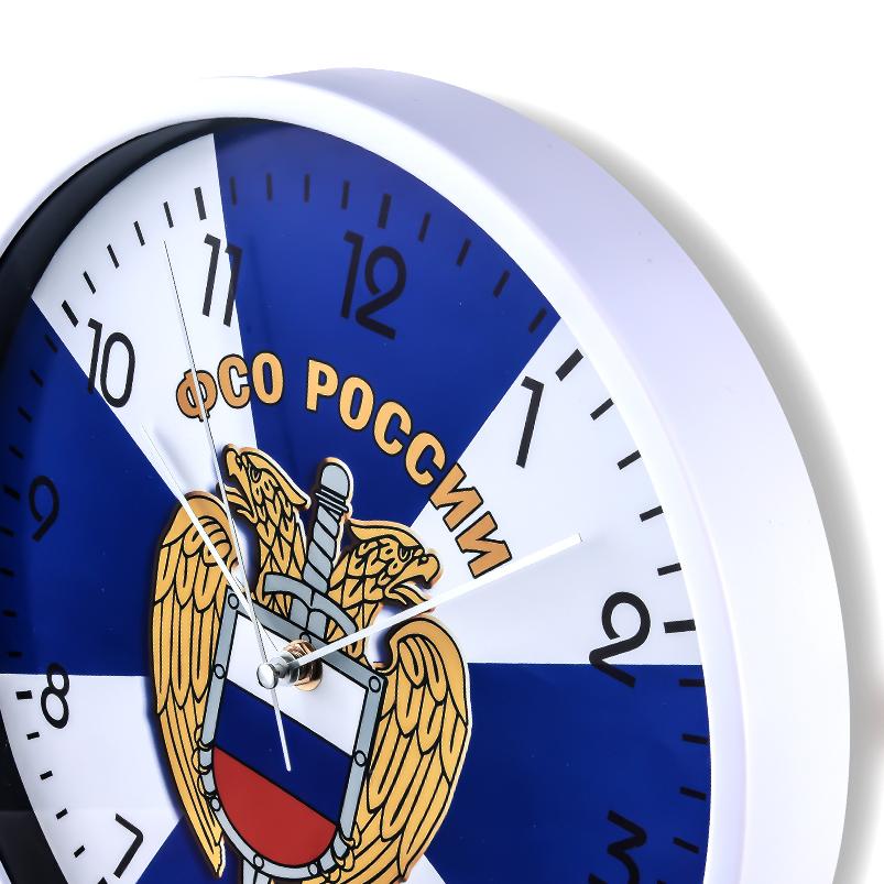 Настенные часы ФСО России купить в Военпро