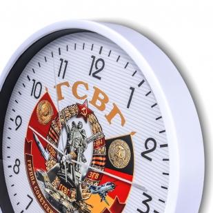 Настенные часы Группа Советских войск в Германии купить в Военпро