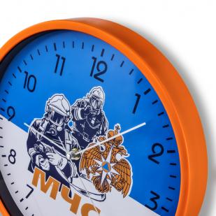 Настенные часы МЧС купить в Военпро