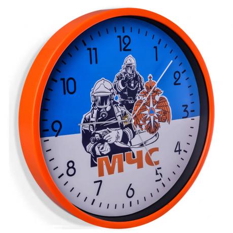 Настенные часы МЧС