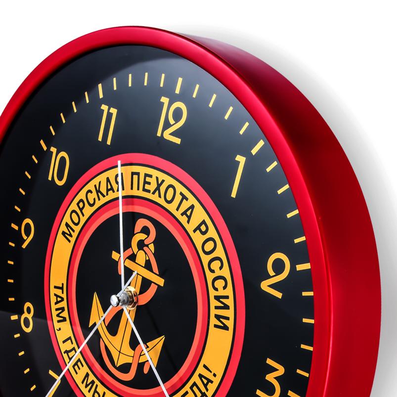 Настенные часы «Морская пехота»