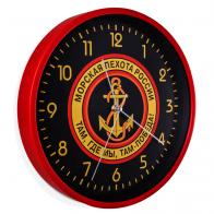 Настенные часы Морская пехота