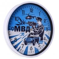 Настенные часы МВД