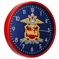 Настенные часы «МВД России»