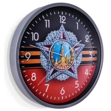 Настенные часы Орден Победы