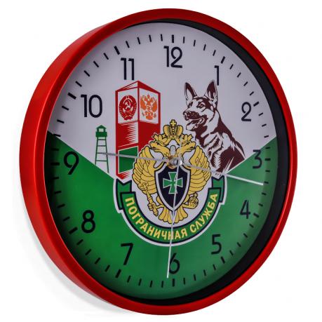 Настенные часы Пограничная служба