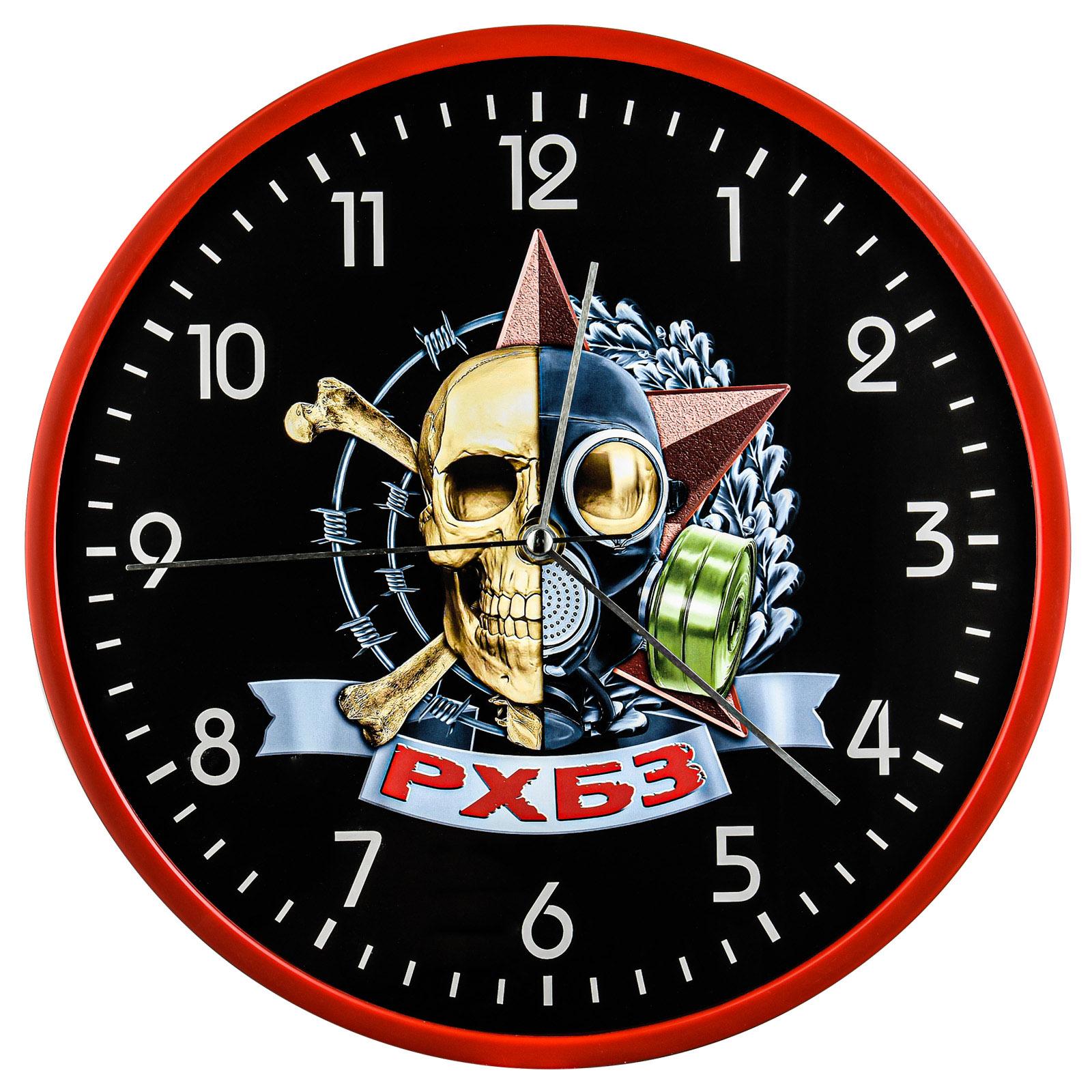 Купить настенные часы РХБЗ в Военпро