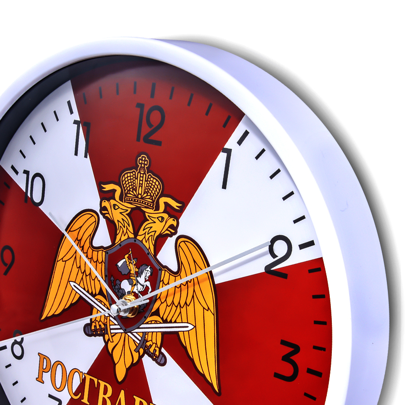 Настенные часы Росгвардия купить в Военпро