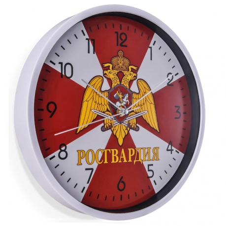 Настенные часы Росгвардия