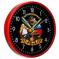 Настенные часы РВиА Артиллерия - Бог войны