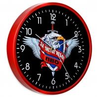 Настенные часы с символикой ПВО