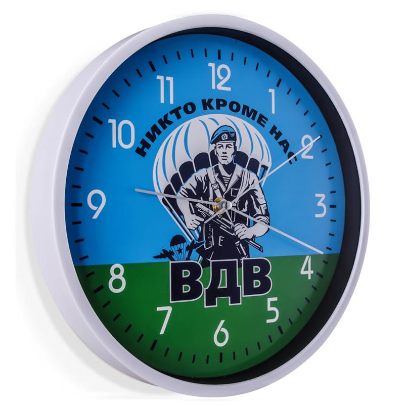 Настенные часы с символикой ВДВ