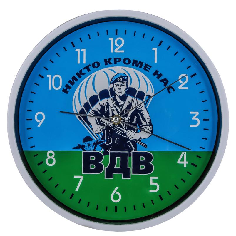 Настенные часы «ВДВ»