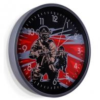 Настенные часы Спецназ