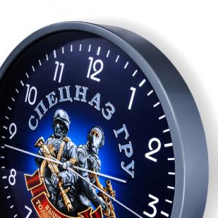 Настенные часы «Спецназ ГРУ» купить в Военпро