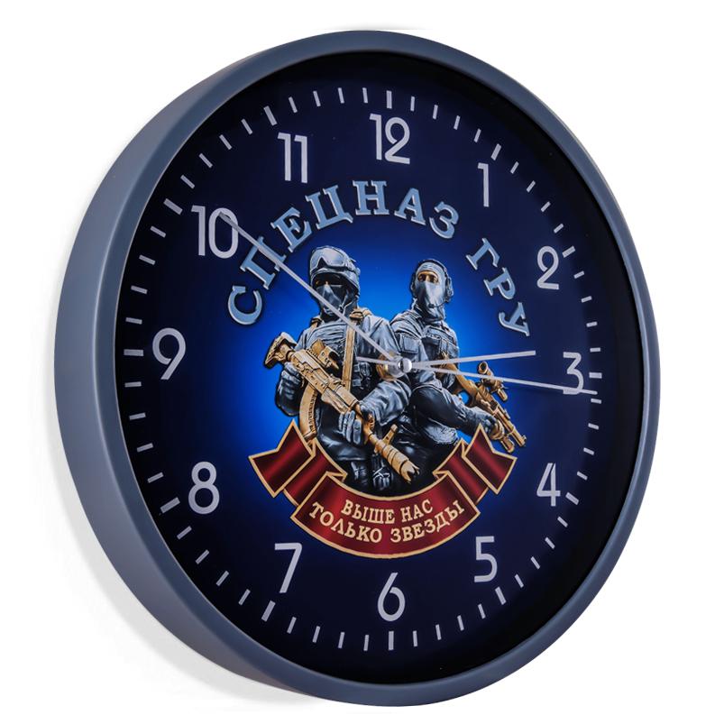 Настенные часы Спецназ ГРУ