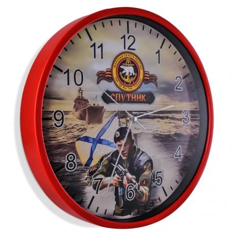 Настенные часы «Спутник» Морской пехоты России