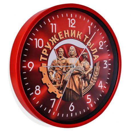 Настенные часы Труженик тыла к юбилею Победы