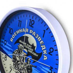 """Настенные часы """"Военная разведка"""" купить в Военпро"""