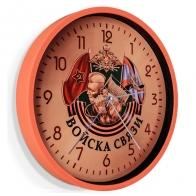 Настенные часы Войска связи