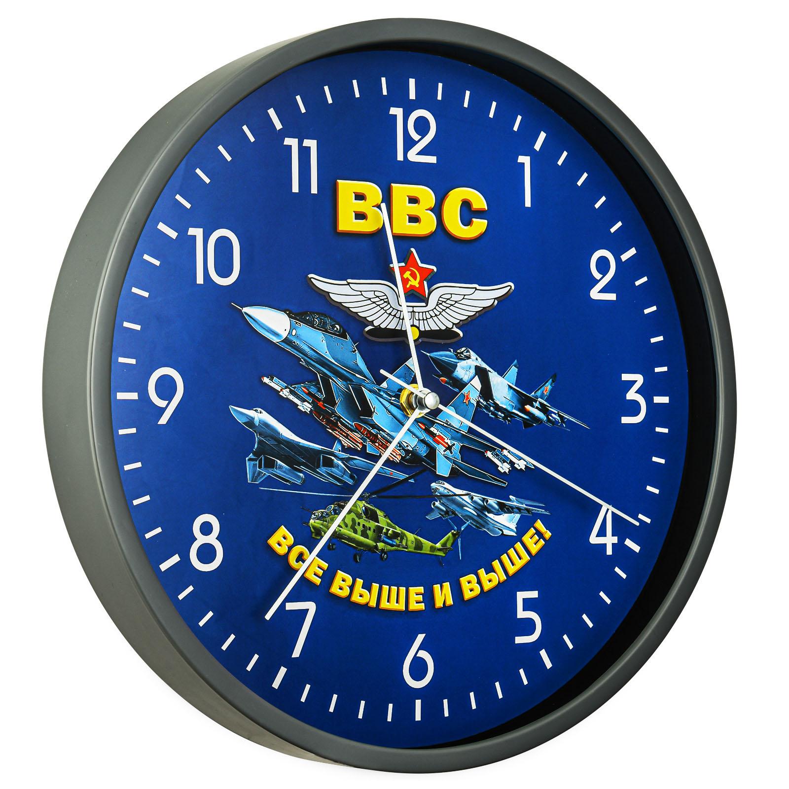 Настенные часы ВВС
