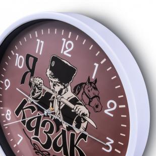 Настенные часы «Я казак» купить в Военпро