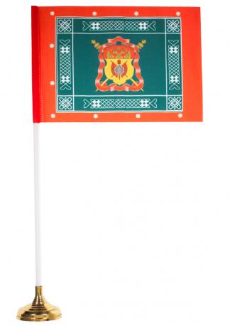 Настольное знамя Сибирского Казачьего войска