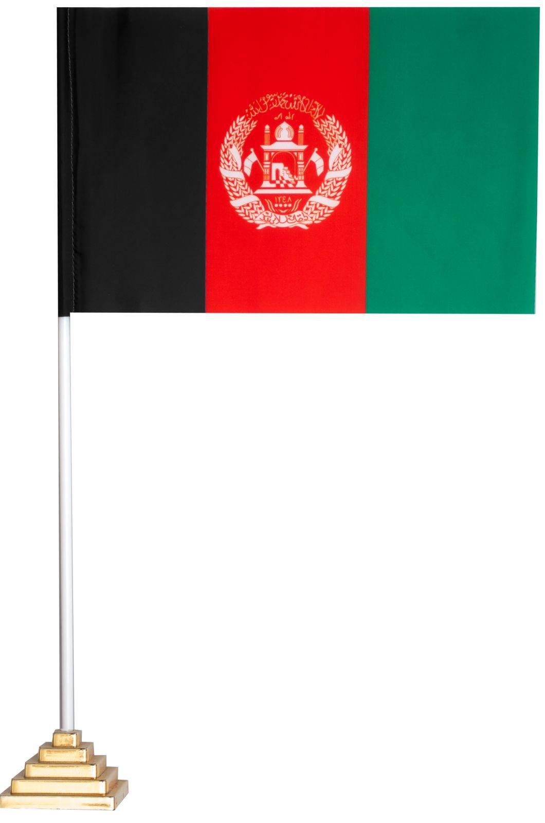 Настольный флаг Афганистана