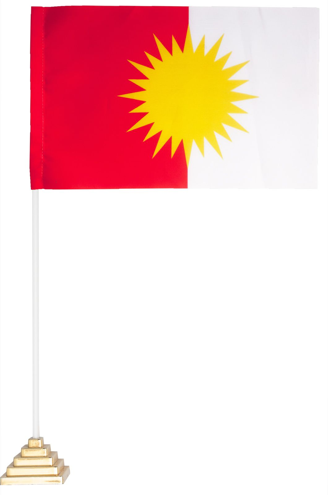 Настольный флаг езидов