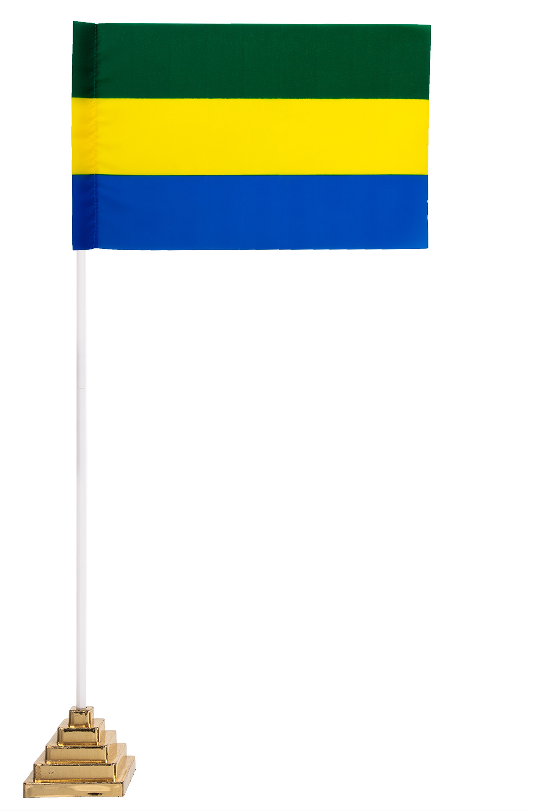 Настольный флаг Габона