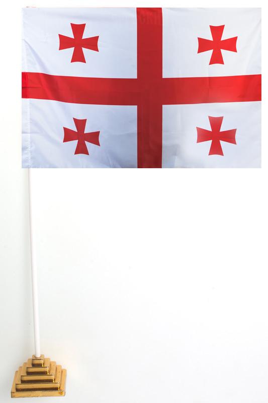 Флажок Грузии