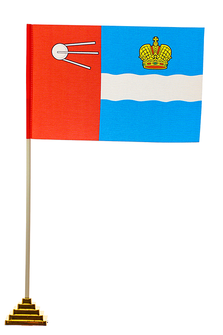 Настольный флаг Калуги