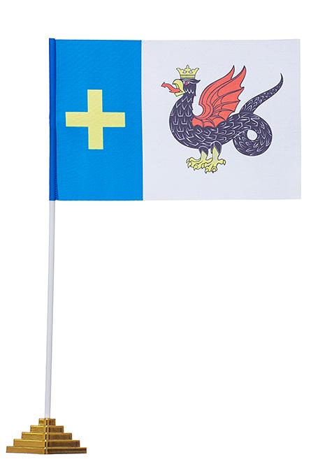 Настольный флаг Каширского района
