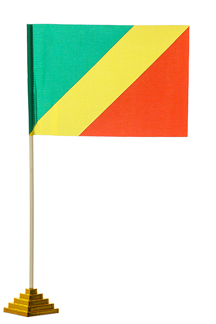 Настольный флаг Конго