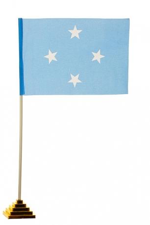 Настольный флаг Микронезии