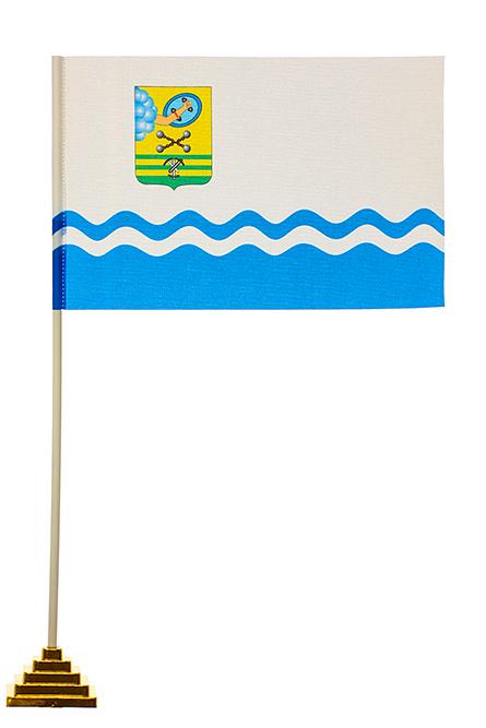 Настольный флаг Петрозаводска