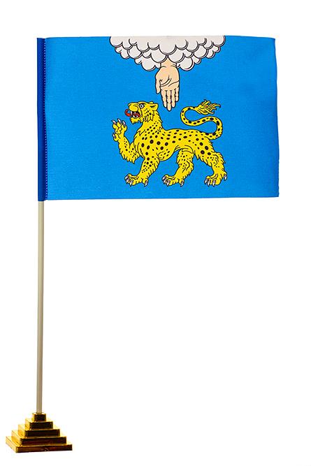 Настольный флаг Пскова
