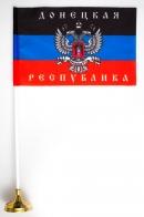 Настольный флажок ДНР