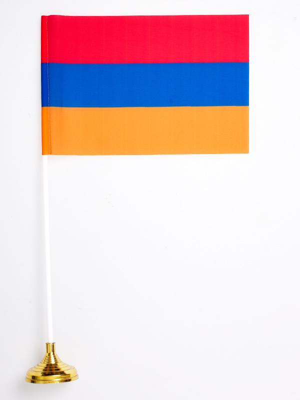 Настольный флаг Республики Армения