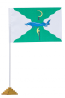 Флаг Серебряно-Прудского района