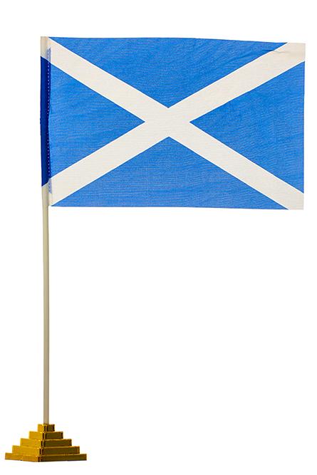 Настольный флаг Шотландии