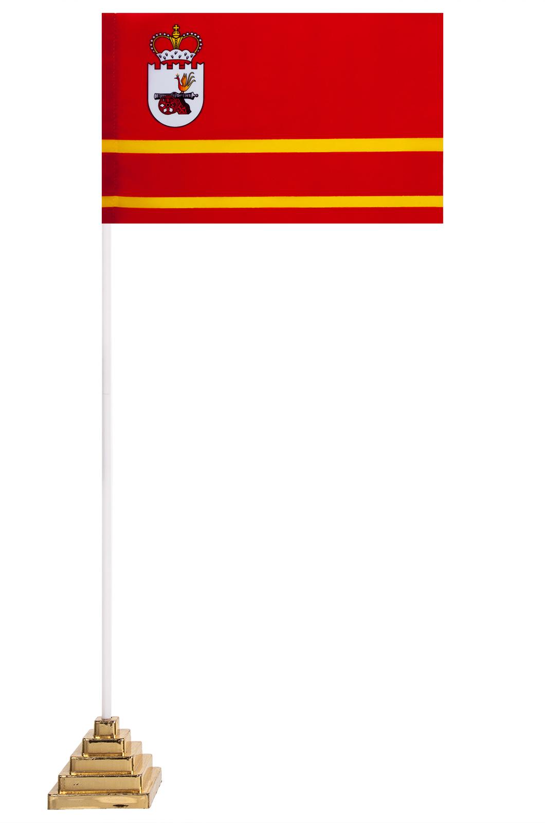 Настольный флаг Смоленской области