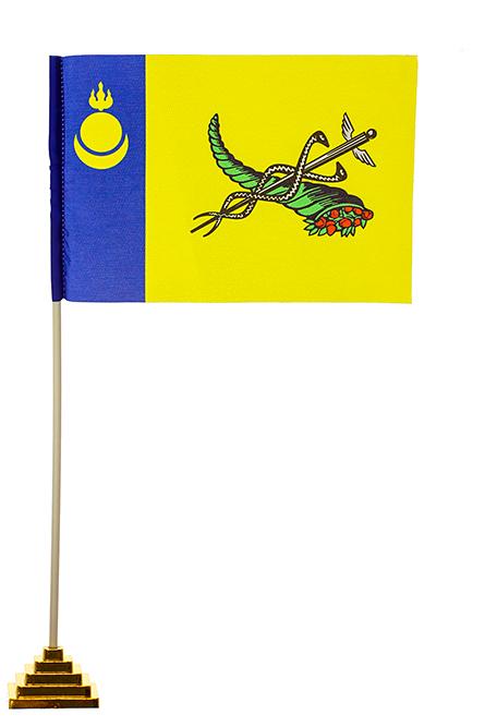 Настольный флаг Улан-Удэ