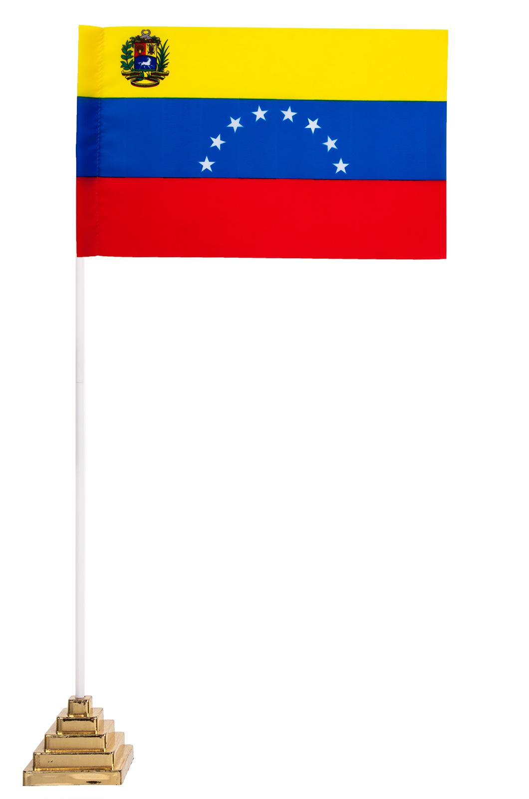 Настольный флаг Венесуэлы