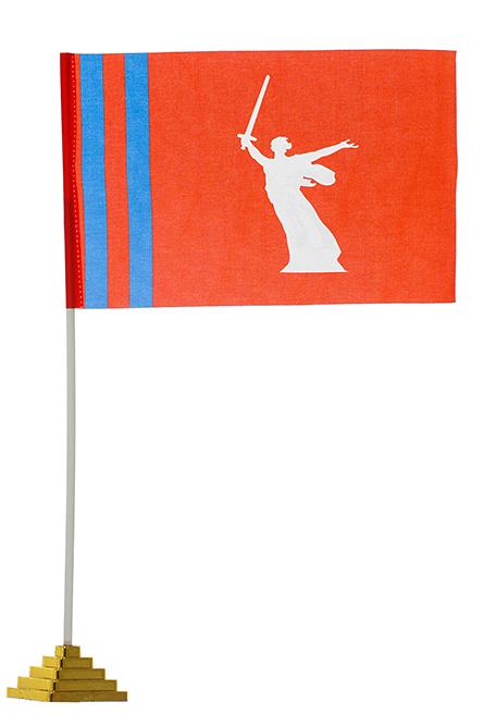 Настольный флаг Волгоградской области