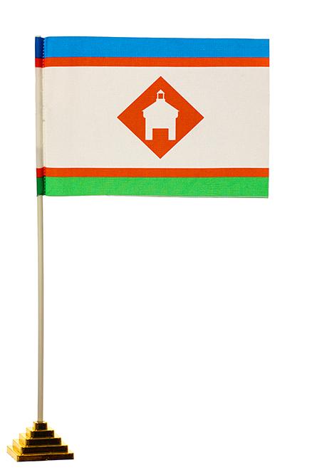 Настольный флаг Якутска
