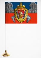"""Настольный флажок """"100-летний юбилей УГРО"""""""