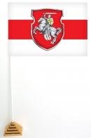 Настольный флажок Беларуси с Погоней