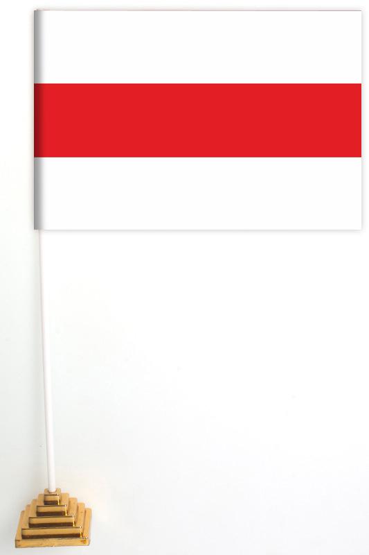 Настольный флажок Белорусской Народной Республики