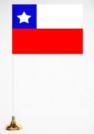 Настольный флажок Чили